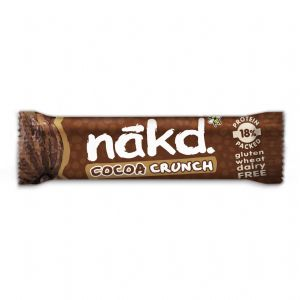 Cocoa Crunch - Nakd Raw Fruit & Nuts Bars 30g